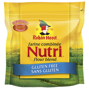 Robin Hood Nutri Flour Blend - Gluten Free - 1.8kg