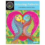Hello Angel Relaxing Patterns Colouring Collection
