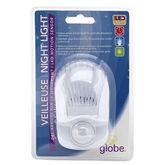 Globe LED Motion Night Light
