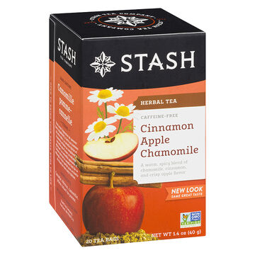 Stash Tea - Cinnamon Apple Chamomile - 20's
