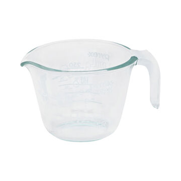 Pyrex Measuring Cup - White - 1 cup
