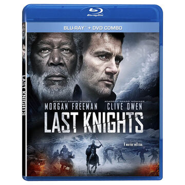 Last Knights - Blu-ray + DVD Combo