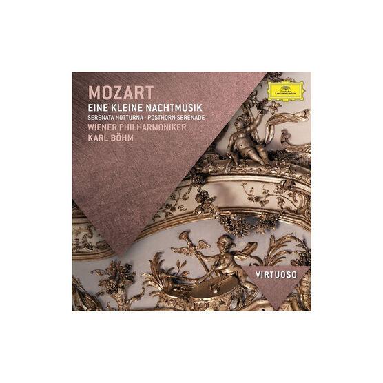 Bohm & Vienna Philharmonic - Mozart: Eine Kleine Nachtmusik - CD