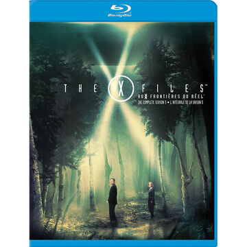 The X-Files: The Complete Season 5 - Blu-ray