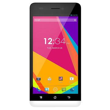 Blu Studio 5.0 LTE Unlocked Smartphone - White - 2BLUZ030QQWHI01