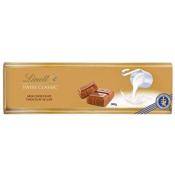 Lindt Gold Chocolate Bar - Milk - 300g