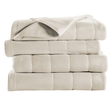 Sunbeam Fleece Heated Quilted Blanket - Full Queen - BSF9HFQ-R7