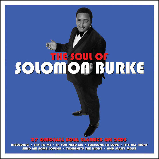 Solomon Burke - The Soul of Solomon Burke - 2 CD