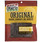 Oberto Beef Jerky Original Meat Snacks - 70g