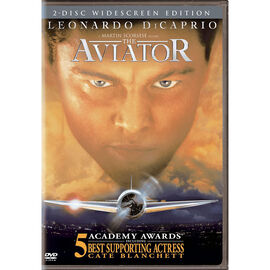 The Aviator (Widescreen) - DVD
