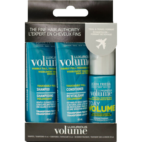 John Frieda Luxurious Volume Trio