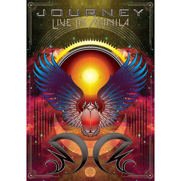 Journey: Live in Manila - DVD + 2 CD