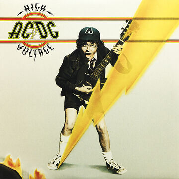 AC/DC - High Voltage - Vinyl