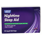 London Drugs Nighttime Sleep Aid - 25mg - 24's