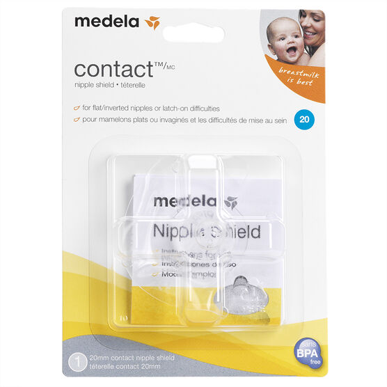 Medela Contact Nipple Shield - 20mm