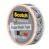 3M Scotch Expressions Washi Tape
