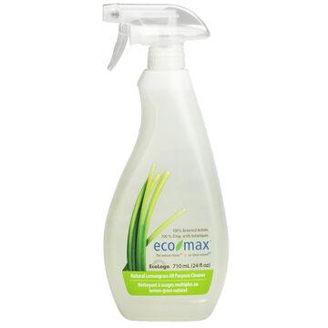 Eco Max All Purpose Cleaner - Lemongrass - 710ml