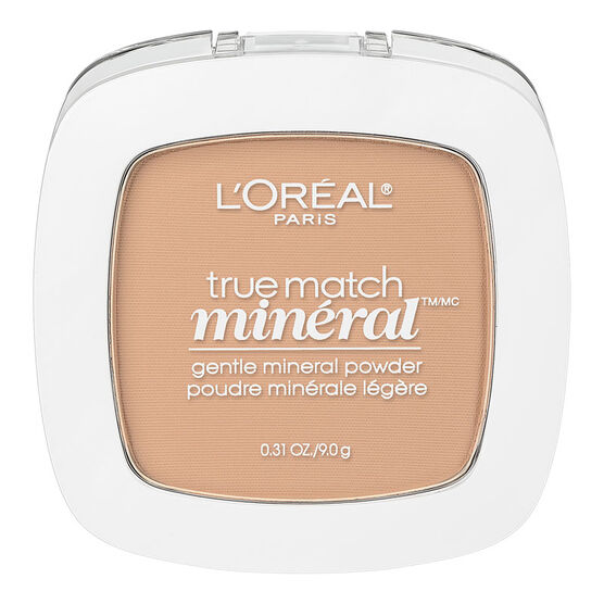 L'Oreal True Match Gentle Mineral Powder - Buff Beige