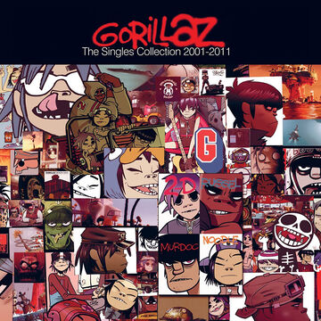 Gorillaz - The Singles Collection 2001-20 - CD