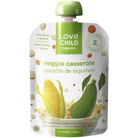 Love Child Veggie Casserole - 128 ml