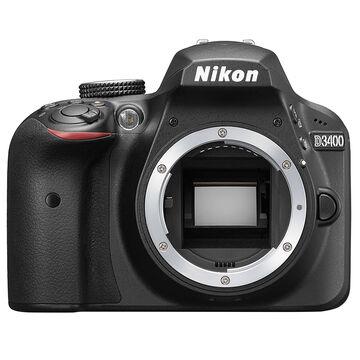Nikon D3400 Body - Black - 33890