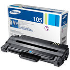 Samsung Toner Cartridge - Black - MLT-D105S