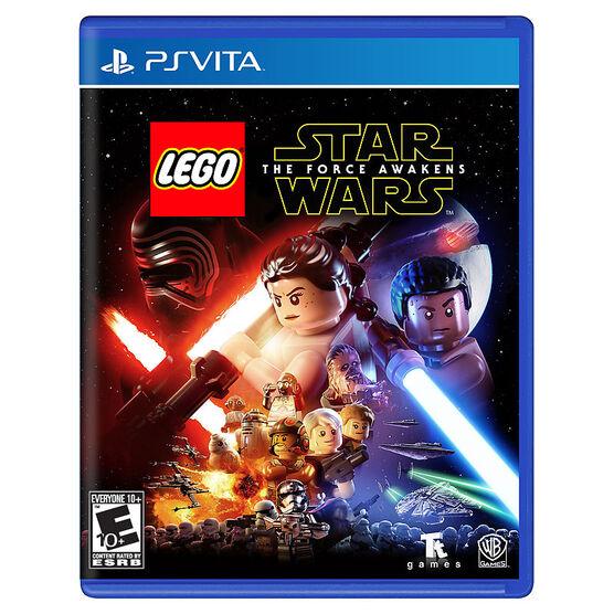 PS Vita Lego Star Wars: The Force Awakens