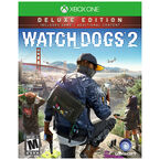 PRE-ORDER: Xbox One Watch Dogs 2 Deluxe Edition