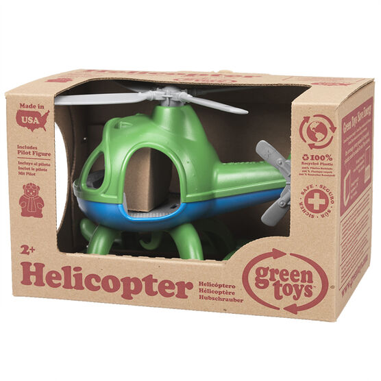 Green Toys - Helicopter - Assorted