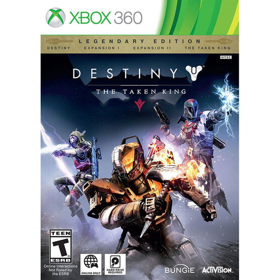 Xbox 360 Destiny: The Taken King - Legendary Edition