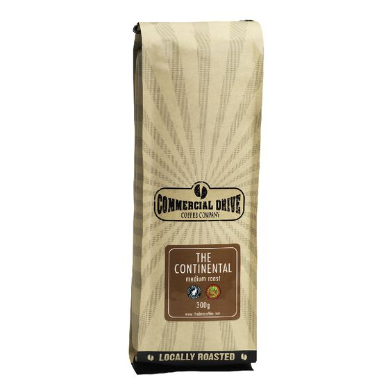 Commercial Drive Coffee - The Continental - 300g