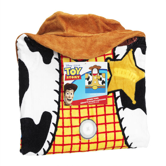 Disney Toy Story Hooded Towel - Sheriff Woody