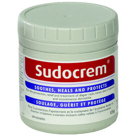 Sudocrem Diaper Rash Cream - 125g