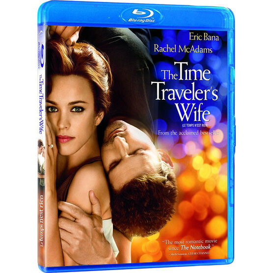 The Time Traveler's Wife - Blu-ray