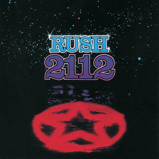 Rush - 2112 Hologram Edition - Vinyl