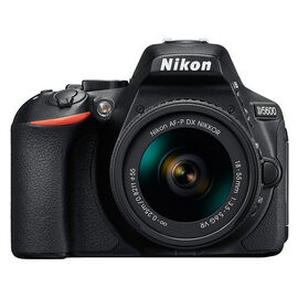 Nikon D5600 with AF-P 18-55 mm VR Lens - 33893