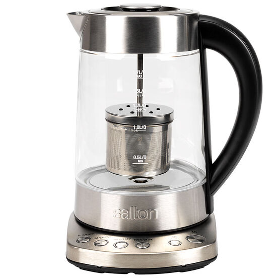 Salton Kettle and Tea Steeper - GK1461