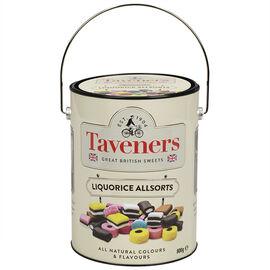 Taveners Liquorice Allsorts - 800g