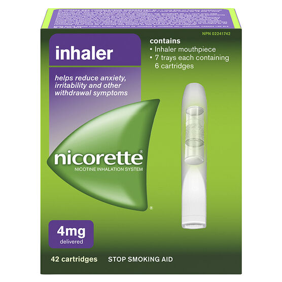 Nicorette Inhaler 42 S London Drugs