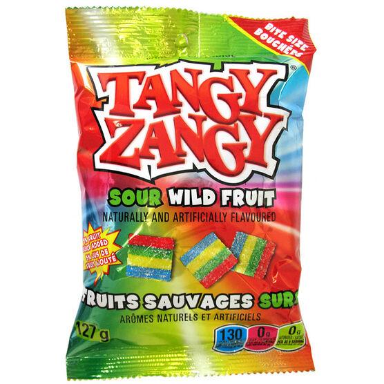 Tangy Zangy Belt  - Sour Wild Fruit - 127g