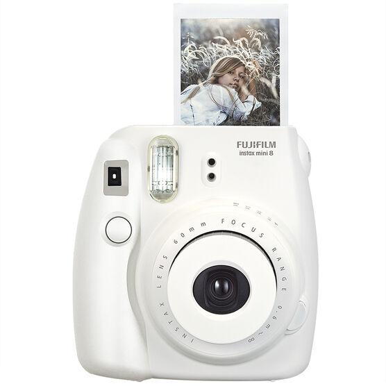 Fuji Instax Mini 8 - White - 600015397