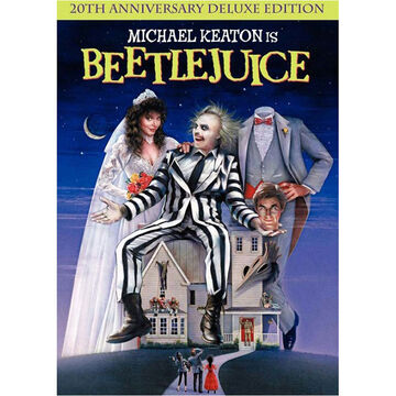 Beetlejuice - Deluxe Edition - DVD