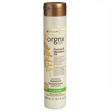LaCoupe Orgnx Coconut and Macadamia Oil Shampoo - 300ml