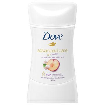 Dove Go Fresh Anti-Perspirant Stick - Rebalance - 45g