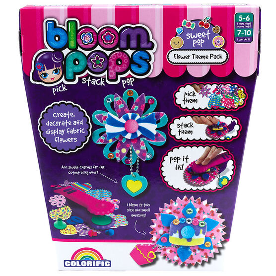 Bloom Pops Flower Theme - Assorted - ID154587