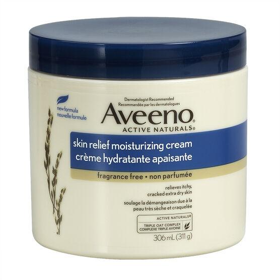 Aveeno Skin Relief Moisturizing Cream - 312g