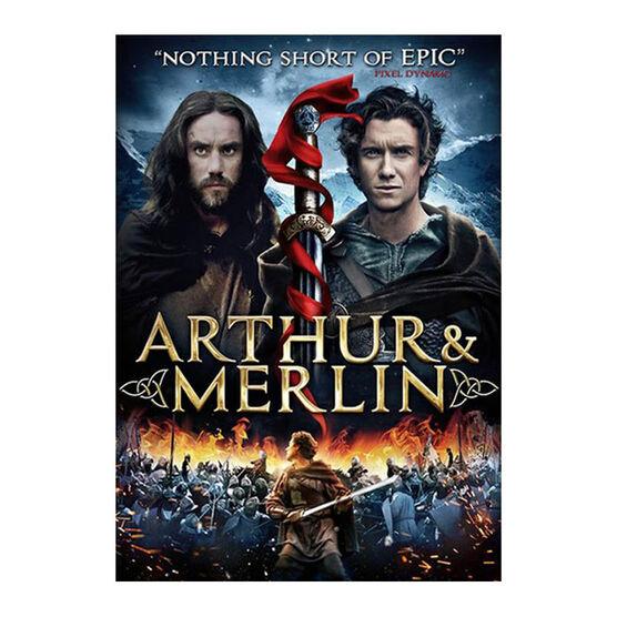 Arthur & Merlin - DVD