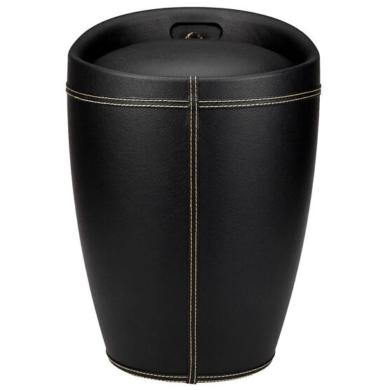 London Drugs Ottoman - Black