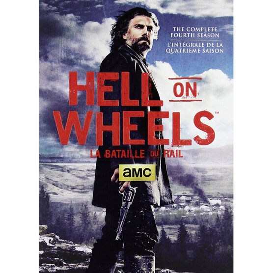 Hell On Wheels: Season 4 - DVD