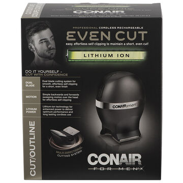 Conair Even Cut Rechargeable Clippers - HC7575LIC